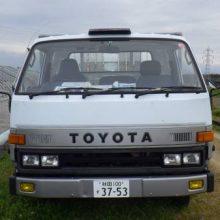 トヨタダイナ号(旧車)写真集