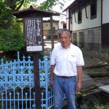 徳島からのお客様「沢田機工の武澤さん」田沢湖へ