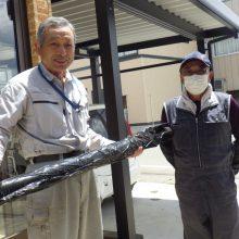 秋田での農業の強力な協力者は農林水産省つながり!!